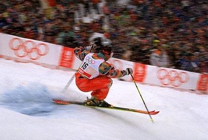 grospirron ski de bosses