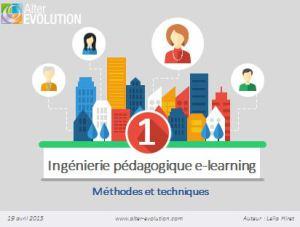 ingénierie pédagogique e-learning
